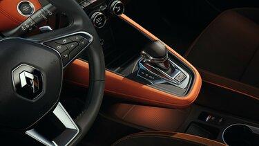 Інтер'єр Renault CAPTUR – панель приладів, екран водія