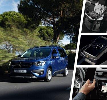 Візьми комфорт Renault в дорогу