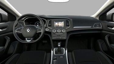 Технологічний салон MEGANE Sedan