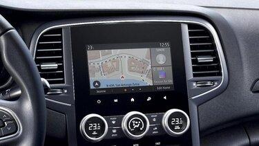 Система EASY LINK - MEGANE Sedan