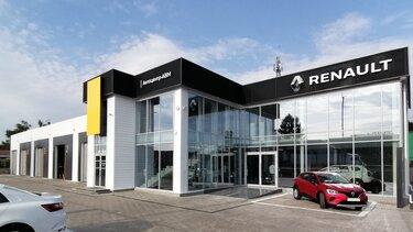 Новий дилерський центр Renault відкрився в м. Умань
