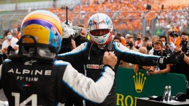 Команда Alpine F1 Team здобула першу перемогу у Формулі-1