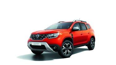 Зустрічайте оновлений Renault DUSTER