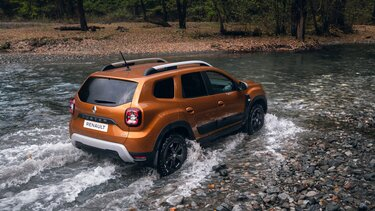 Renault DUSTER - Сидіння