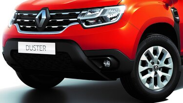 Renault DUSTER - фари