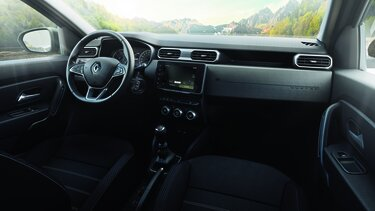 Renault DUSTER - Інтер'єр