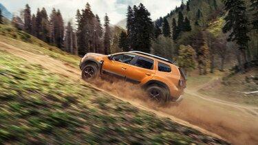Renault DUSTER - Передня частина