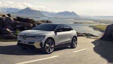 Світова прем'єра: абсолютно новий повністю електричний Renault Megane E-Tech