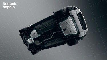 Захист днища, трансмісії та редуктора