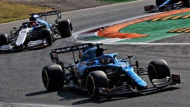 Alpine F1 Team здобула очки на Гран-прі Бельгії