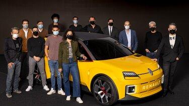 Renault 5 Prototype став автомобілем року