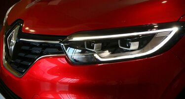 Новий Renault Kadjar продемонстрував значні досягнення у всіх сферах: дизайн, комфорт, безпеку